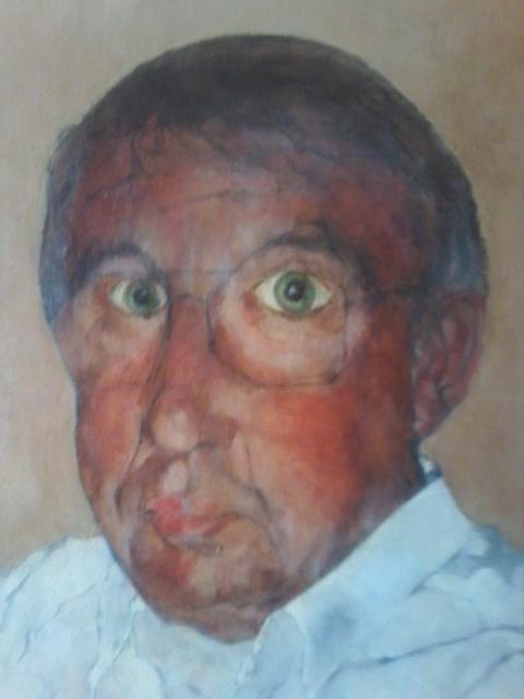 Breukels Ko - zelfportret